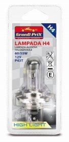 Automobilinė lemputė GRAND PRIX BULB H4 12V 60/55W