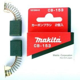 Angliniai šepetėliai MAKITA CB-440, DF451D, 2 vnt. MAKITA 194427-5