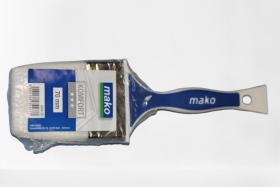 Plokščias teptukas MAKO, visų tipų lakams, 70 mm / 16,0 mm, (355470)