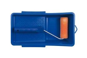 Dažymo komplektas PAINTER: volelis su vonele, akriliniams dažams, 15x29cm, ZES0181