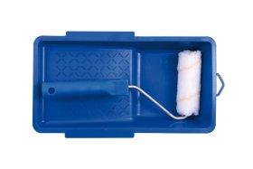 Dažymo komplektas PAINTER: volelis su vonele, emulsijai, 15x29cm, ZES0183