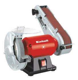 Elektrinis galąstuvas su šlifavimo juosta EINHELL TH-US 240, galia 240 W, diskas Ø150 mm, juosta - 50x686 mm