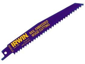 Tiesinio pjūklo geležtė medienai su vinimis IRWIN 23/1-6429