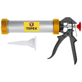 Pistoletas hermetikui TOPEX (21B330)