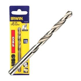 Grąžtai metalui IRWIN HSS PRO DIN 338