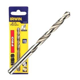 Grąžtas metalui IRWIN HSS PRO, DIN 338