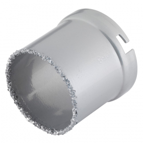 Grąžtas-karūna glazūrai su volframu WOLFCRAFT 3477000