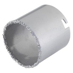 Grąžtas-karūna glazūrai su volframu WOLFCRAFT 3475000 skersmuo 73 mm.