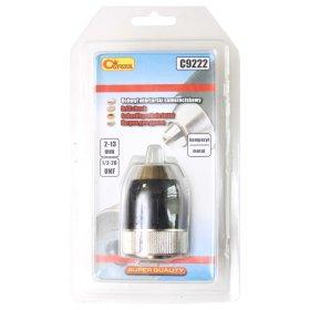 Metalinis, plastmasinis griebtuvas greitos fiksacijos CORONA 9222 13 mm.