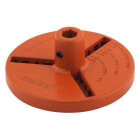 Laikiklis grąžtui-karūnai volframinei WOLFCRAFT 3472000 33-83 mm.