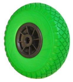 Karučio ratas WAGNER, pilnaviduris, 26x7,5x2cm, plastikiniu disku ir guoliais