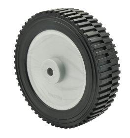 Karučio ratas WAGNER, su plastikiniu disku, skersmuo 15cm