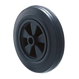Karučio ratas WAGNER, skersmuo 20cm, metalinis guolis