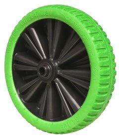 Karučio ratas WAGNER, pilnaviduris, 33,2x10x1cm, plastikinis guolis