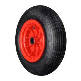 Karučio ratas su kamera WAGNER, su plastikiniu disku 40x7,5x2cm, plastikinis guolis