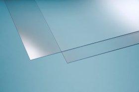 Lakštas GUTTA POLYSTYRO Matmenys 2,5 x 1000 x 2000 mm, lygus, skaidrus