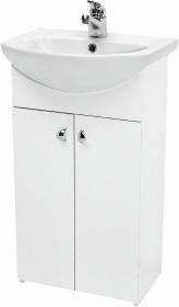 Vonios baldų komplektas CERSANIT CERSANIA 50