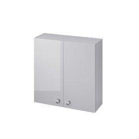 Vonios spintelė CERSANIT Rubid 60, pakabinama, viršutinė, pilkos spalvos, FZZH1000831784