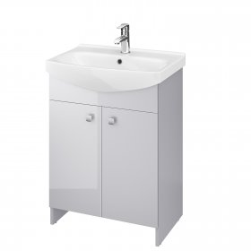 Vonios spintelė CERSANIT Rubid 61