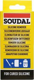 Silikono valiklis SOUDAL SILICONE REMOVER, 100 ml