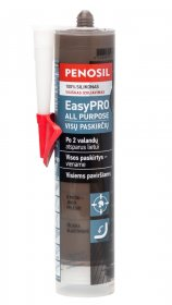 Silikoninis hermetikas PENOSIL EasyPro All Purpose, 310 ml