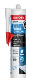 Silikoninis hermetikas PENOSIL Stop Fungi, 310 ml