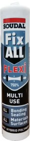 Klijai - hermetikas SOUDAL FIX ALL FLEX, 290 ml