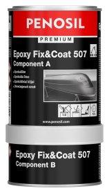Epoksidiniai klijai PENOSIL Premium Epoxy Fix&Coat 507, 1 l