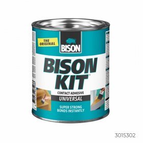 Kontaktiniai klijai BISON KIT, 250 ml BISON KIT, 250 ml, N
