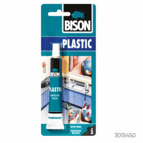 Klijai BISON PLASTIC, 25 ml BISON PLASTIC, 25 ml, N