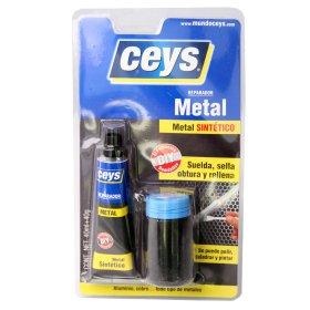 Klijai METALCEYS, metalui, 2 komponentų, 42 ml + 40 gr CEYS  2 komponentų,