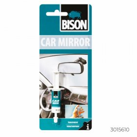 Klijai CAR MIRROR, 2 ml (Bison) BISON CAR MIRROR, 2 ml, N