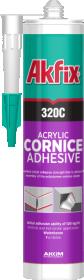 Akriliniai klijai AKFIX 320C