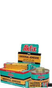 Kontaktiniai klijai AKFIX 202