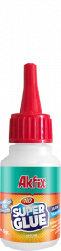 Cianokrilato klijai AKFIX 702, 25 g