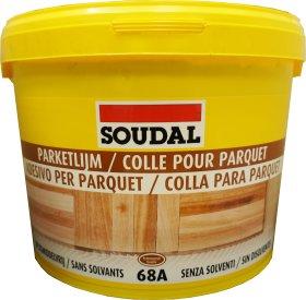 Parketo klijai SOUDAL 68A, 15 kg