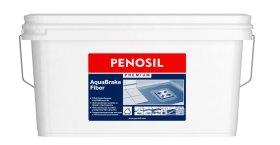 Hidroizoliacinė mastika  PENOSIL Premium Aqua Brake Fiber, 5 l Su fibropluoštu, padidinto elastingumo,