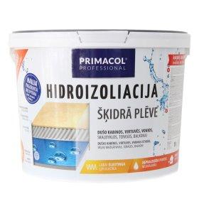 Hidroizoliacija PRIMACOL, vidaus ir lauko darbams, 15 kg