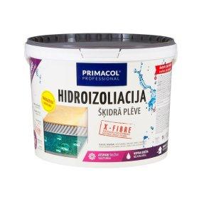 Hidroizoliacija PRIMACOL X-Fibre, 7 kg vidaus ir išorės darbams, su stiklo audinio pluoštu