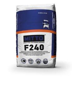 Armavimo mišinys MITTO F240, 25 kg
