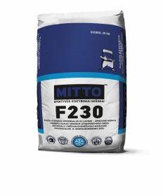 Šalčiui atsparus universalus klijavimo – armavimo mišinys MITTO F230