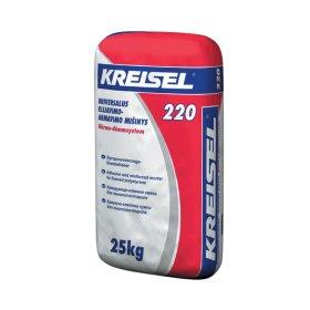 Armavimo ir klijavimo mišinys KREISEL Warme-Dammsystem 220, 25 kg