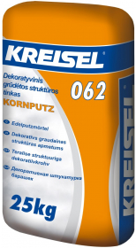 Mineralinis dekoratyvinis tinkas KREISEL Kornputz 062