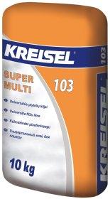 Klijai plytelėms, keraminėms, akmens masės KREISEL Super Multi 103, 10kg