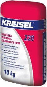 Armavimo ir klijavimo mišinys KREISEL Warme-Dammsystem 220
