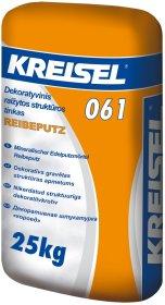 Mineralinis dekoratyvinis tinkas KREISEL Reibeputz 061
