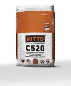 Klijai silikatiniams blokeliams  Mitto C520, M20, 25 kg