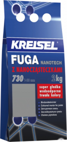 Plytelių tarpų glaistas KREISEL Fuga Nanotech 730, 2 kg Karamelė 10/13A