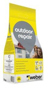 Remontinis mišinys,  WEBER Outdoor Repair, 5 kg