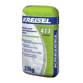 Savaime išsilyginantis mišinys KREISEL Fliess & Bodenspachtel 411